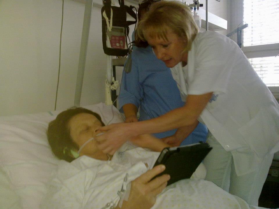 Breathing Labs at Hospital Kranj, Slovenija