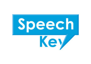 speech key 1