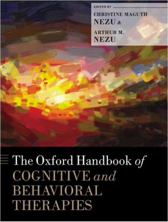 BREATHING+ being featured in The Oxford Handbook of Cognitive and Behavioral Therapies, 2015 Oxford Library of Psychology